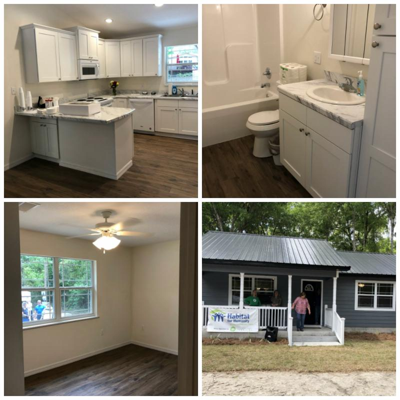 Habitat for Humanity Lake City - House-Collage