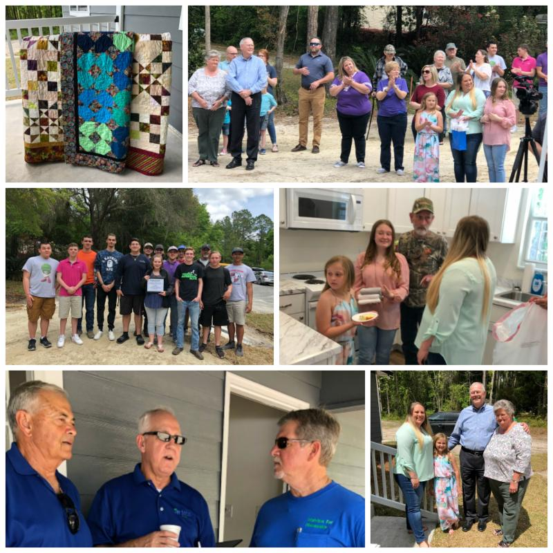 Habitat for Humanity Lake City - May-2019-Collage