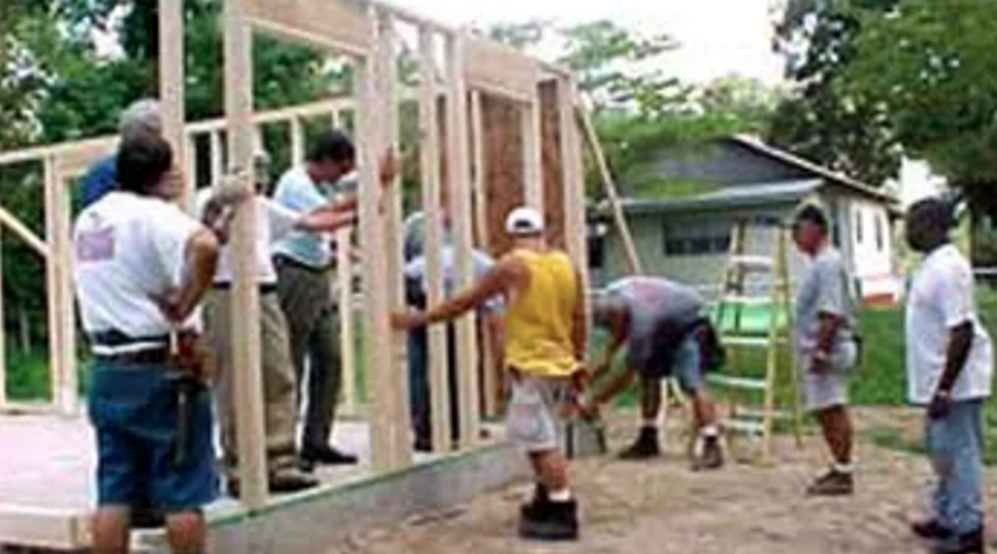 Habitat for Humanity Lake City - Project House 1