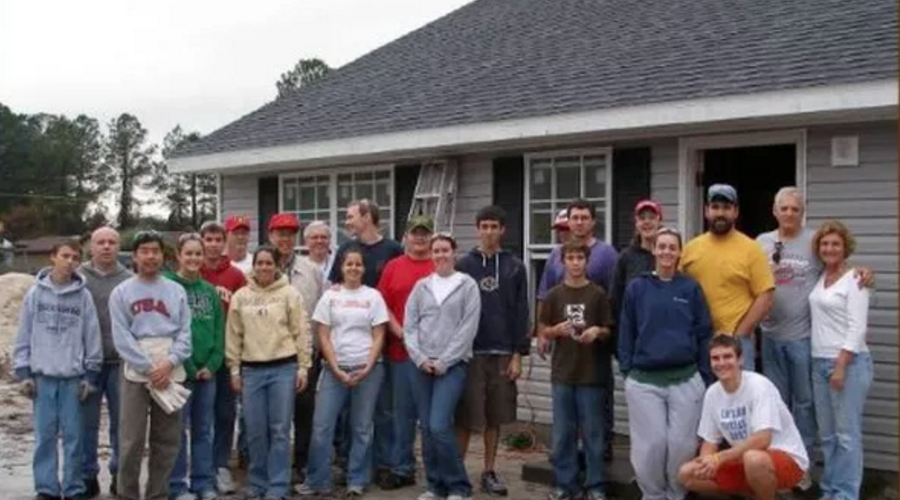 Habitat For Humanity - Lake City Florida - Project 2