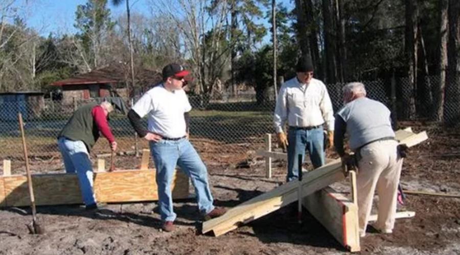 Habitat For Humanity - Lake City Florida - Project 2