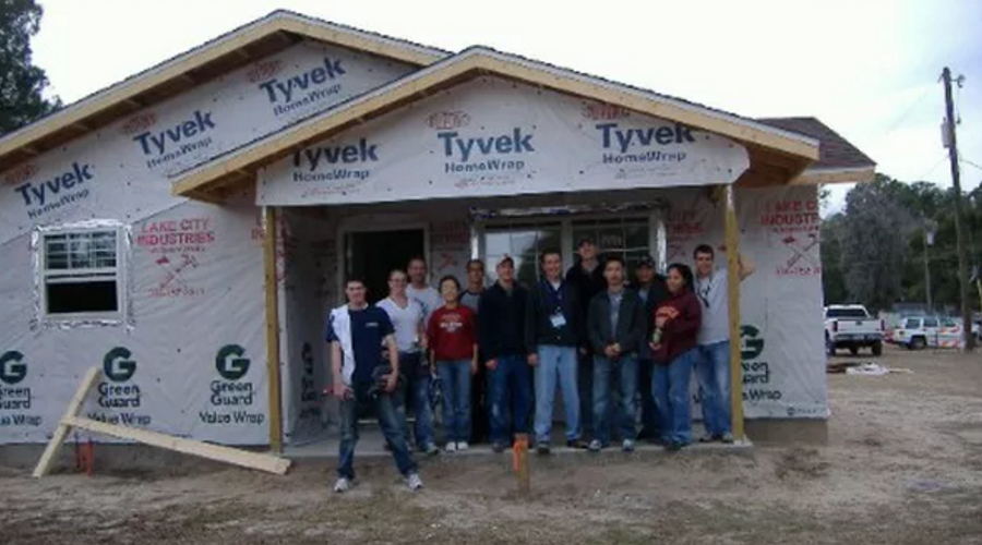 Habitat For Humanity - Lake City Florida - Project 3