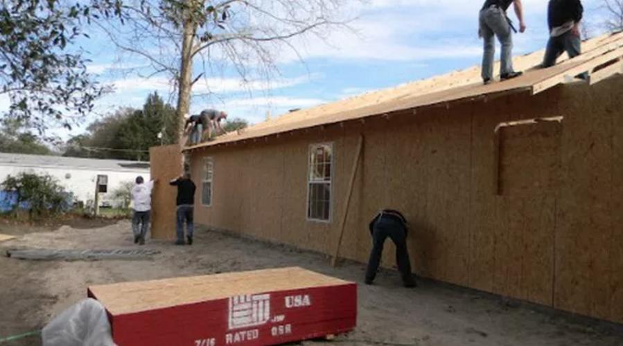 Habitat For Humanity - Lake City Florida - Project 5