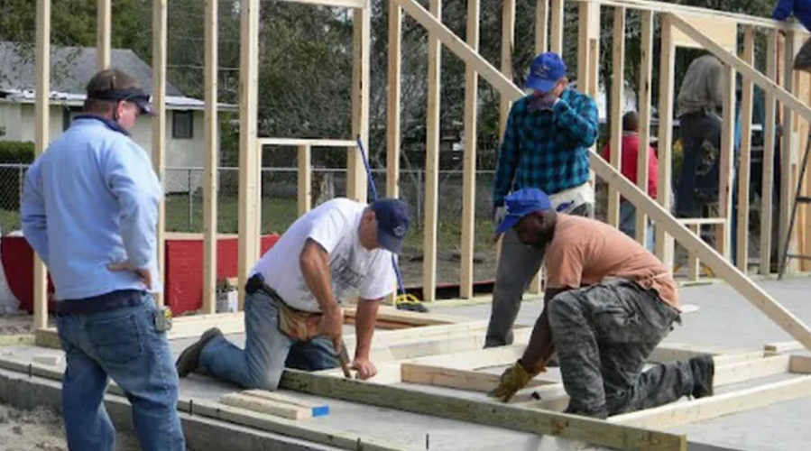 Habitat For Humanity - Lake City Florida - Project 5