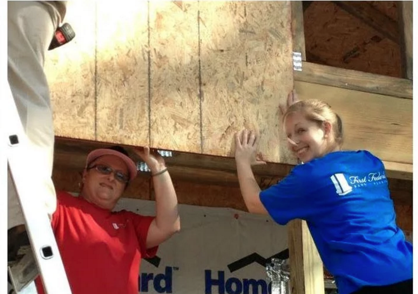 Habitat For Humanity - Lake City Florida - Project 6