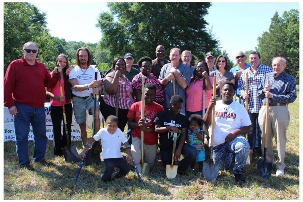 Habitat For Humanity - Lake City Florida - Project 8
